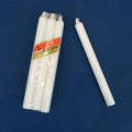 AFRICA BOX PACKING PURE WHITE STICK WAX CANDLE