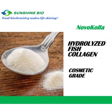 Hydrolyzed Fish Collagen For Cosmetic