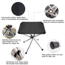 4-LEG Lightweight Folding Camping Stool