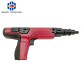 Power actuated fastening manual power tools