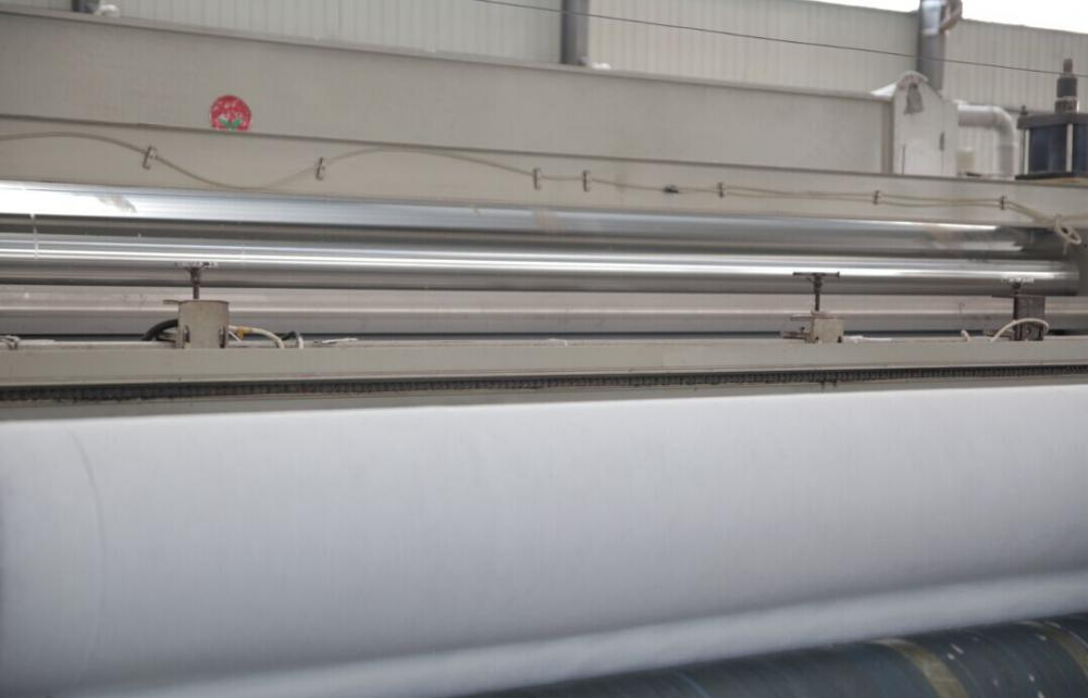 High Strength PP Nonwoven Geotextile
