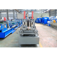 Quick Change CZ Interchangeable Purlin Roll Forming Machine