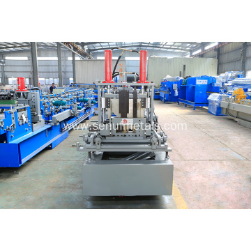 Galvanized rolling machine for cz purlin