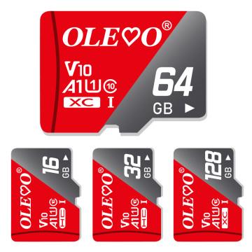 Hot sale tf card 128GB A1 micro sd card Memory Card 32GB 16GB 64GB Micro SD Card Class10 UHS-1 Flash Card Memory 32 GB cards