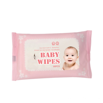 Eco-Friendly Comfort Unscented Baby Wipes