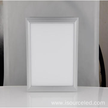 1x4 led flat panel 5000k surface mount