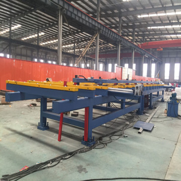 Automatic Hydraulic guillotine shearing machine
