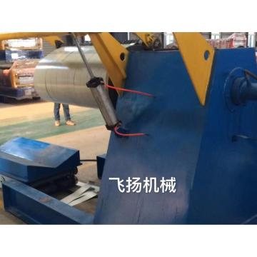 Color Steel Sheet Coil Slitting Line