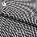 TC Jacquard Fabric With Spandex For Autumn Garment