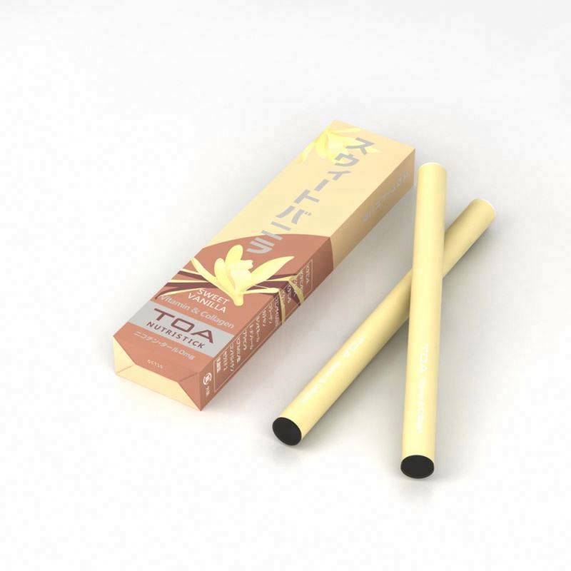 Healcier No-nicotine Disposable Vape Pen E-Cigarette