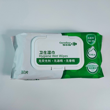 Household OEM Adults Personal Wet Wipes