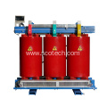 Outdoor dry type distribution power transformer