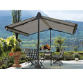 Retractable Patio Sun Shade Awning Cover  anti-UV