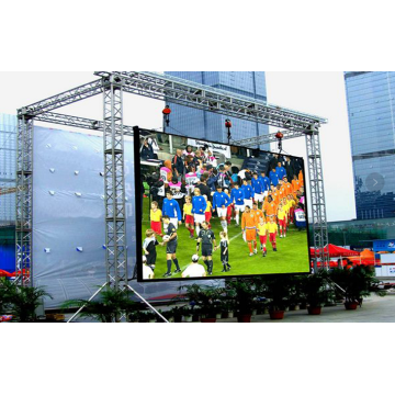 P3.91 Outdoor Rental Led Screen Display
