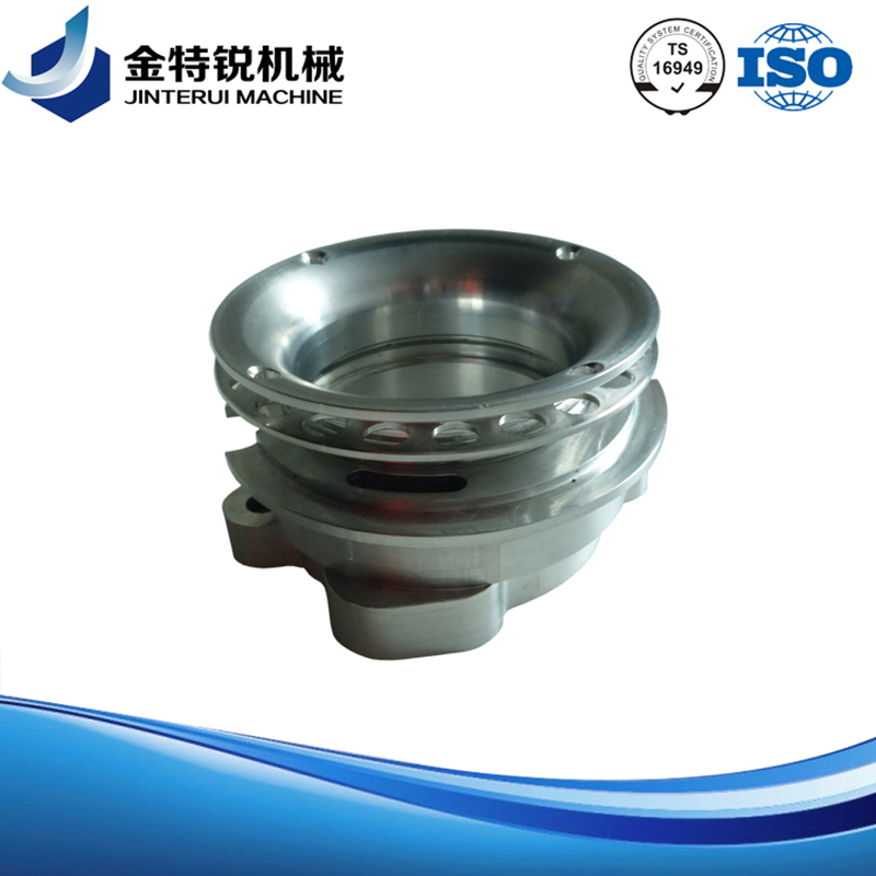 CNC turning precision mechanical plastic parts
