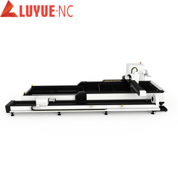2019 new design cnc automatic fiber laser cutter