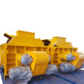 Building batching plant for 2m3 js concrete mixer
