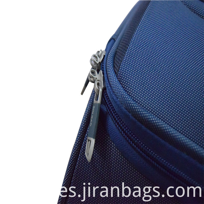 Four wheels cloth trolley case