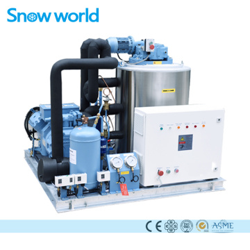 Snow world 3T Flake Ice Machine Sea Water