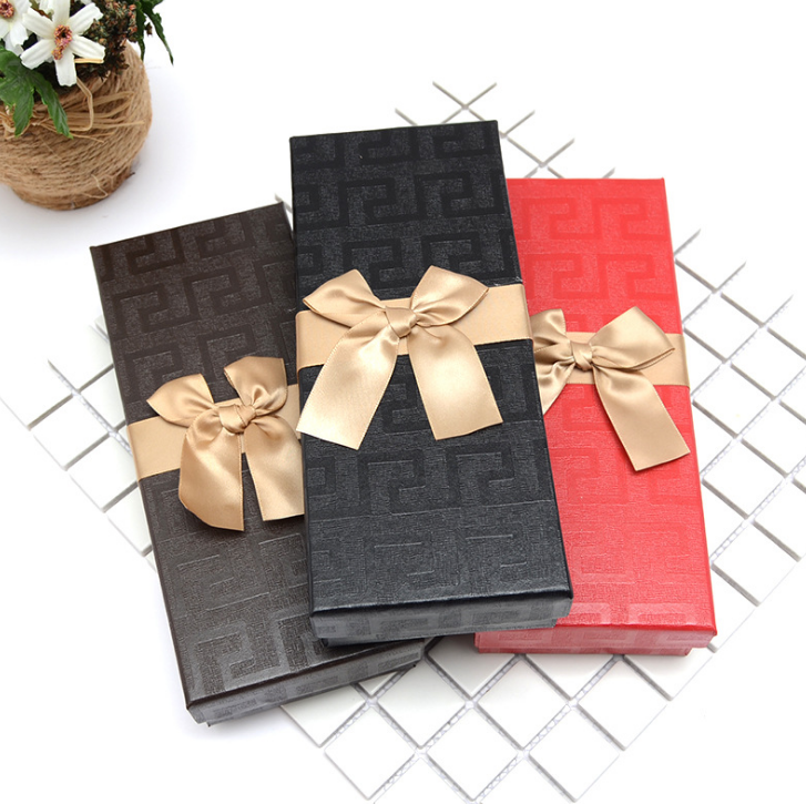 Rectangle chocolate bar packaging box