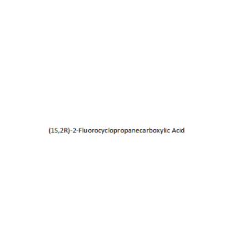 (1S,2R)-2-Fluorocyclopropanecarboxylic Acid For Sitafloxacin