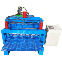 Automatic Double Layer Roof Tile Roll Forming Machine