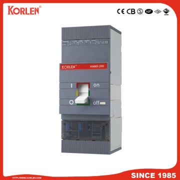 Moulded Case Circuit Breaker MCCB KNM3 CB 800A