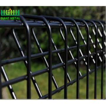 PVC Coated BRC Fence