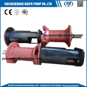 vertical slurry pump bearing body