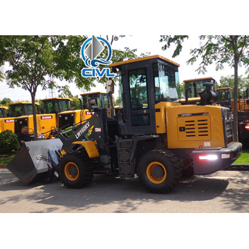 XCMG LW200KV 2 ton Small Bucket Loader
