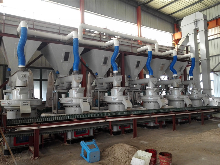 Corn stalk pellet making machine price