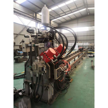 CNC Band Steel Punching and Shearing Line