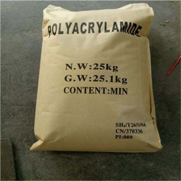 Water Treatment Chemical Polyacrylamide PAM