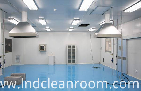 Clean Room Hospital of Thailand
