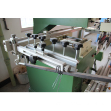 Long tube screen printer for bike pump,battledore,toy