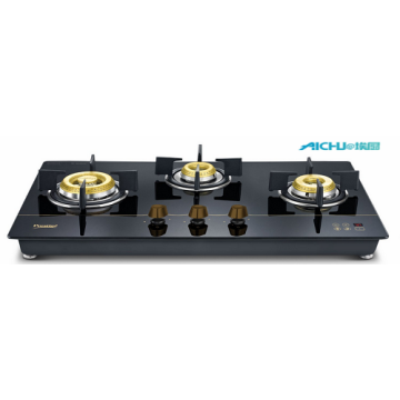 Presige Built-in Gold Hobtop 3 Burners