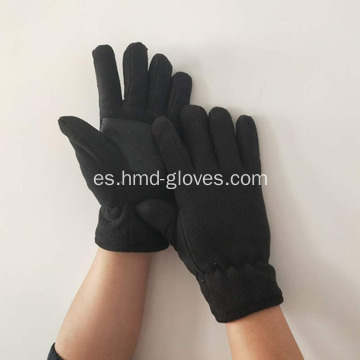Guantes Thinsulate de vellón polar de moda para adultos