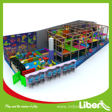 Indoor play areas for kids