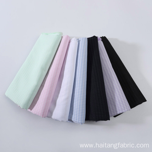 TC Dobby fabric Skirt Fabric Polyester Blend Shirts
