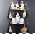 304 Stainless Steel Bathroom Shelving without Punching