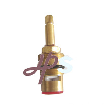 Brass valve cartridges