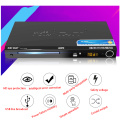 15W V Home DVD Blu-ray 110V 220 HD EVD Player VCD Disc Cd Player Children's Movie Disc Game Mobile Reading Disc Player