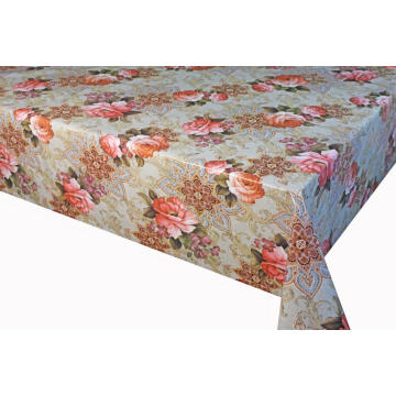 Elegant Tablecloth with Non woven backing Lincraft