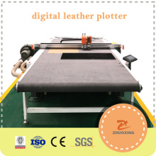 Leather Cutter Plotter Factory Price For Genuine Leather