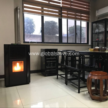 Pellet Stove Exhaust Gas Temperature
