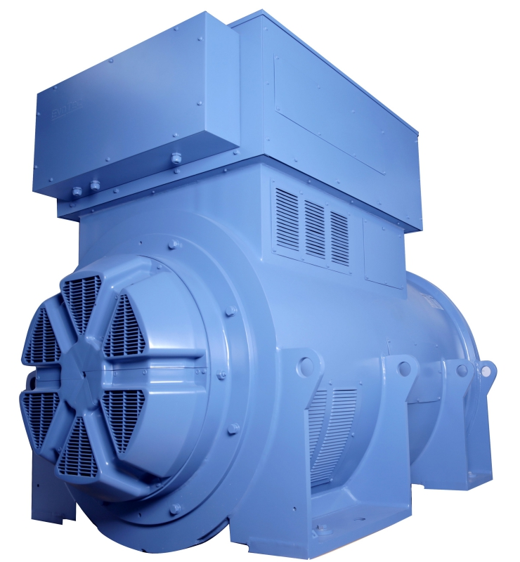 2000kw 6600v High Voltage Alternators