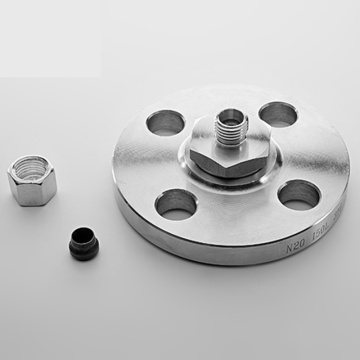 aluminium flange for agricultural locomotive