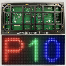 Module Full-color LED Display Outdoor P10
