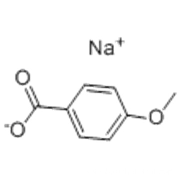 4-METHOXYBENZOIC ACID SODIUM SALT CAS 536-45-8