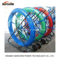 Various Dimension Fiberglass FRP Duct Conduit Rodder